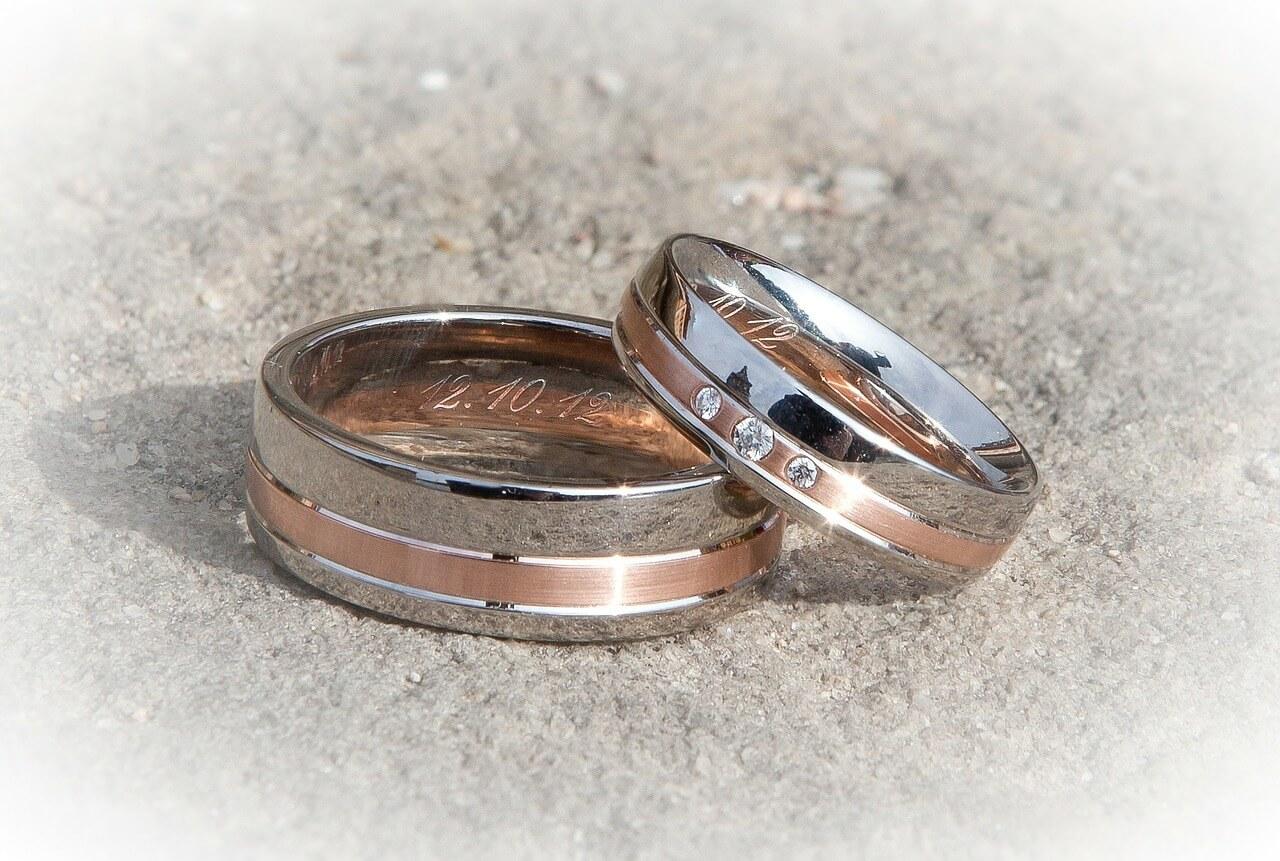 Najlepsze obrączki ślubne